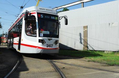 «Умный» трамвай — в Краснодаре