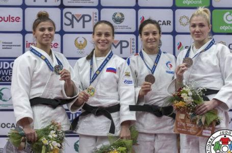 «Золото» Ташкента — у Сабины Гилязовой!