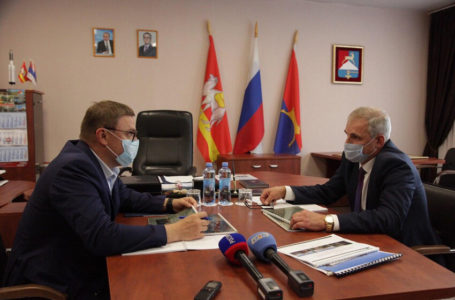 Алексей Текслер: У Усть-Катавского городского округа есть все возможности для развития