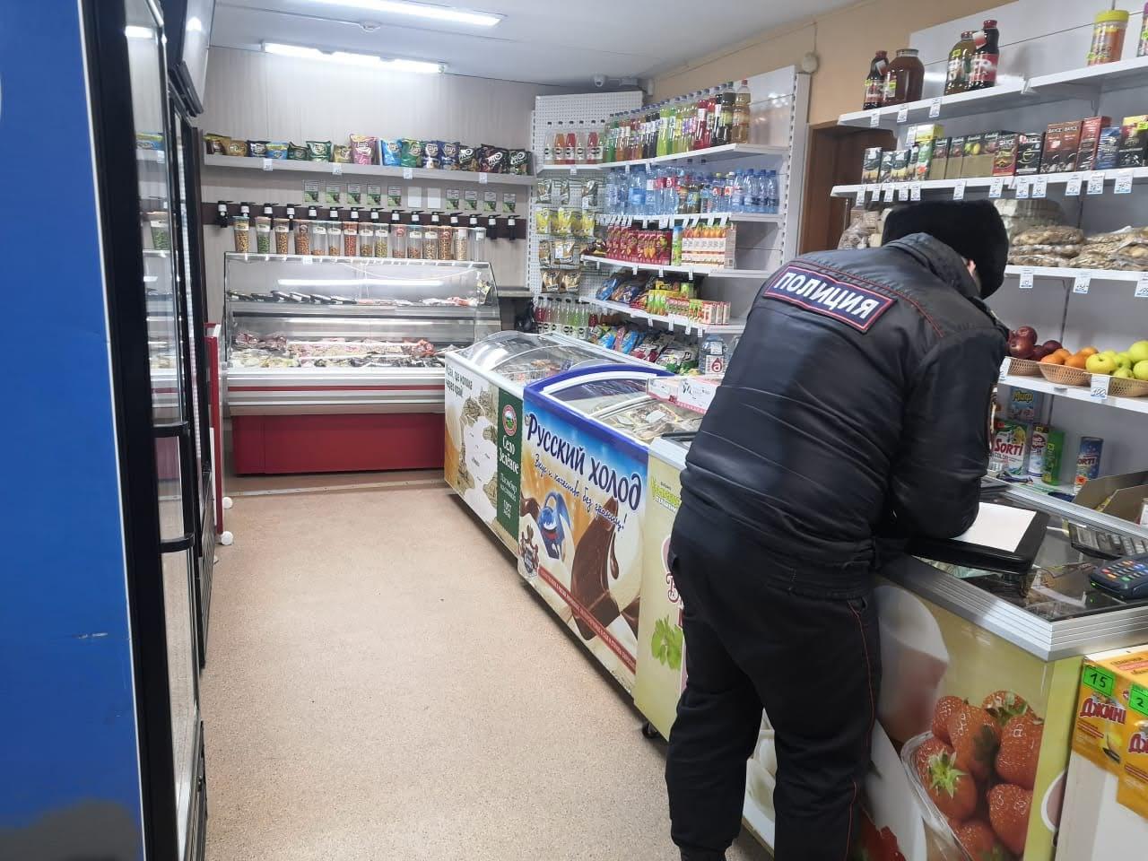 Усть-катавские полицейские подвели итоги операции «Район»