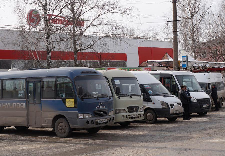 В Усть-Катаве организовали дополнительный автобусный маршрут