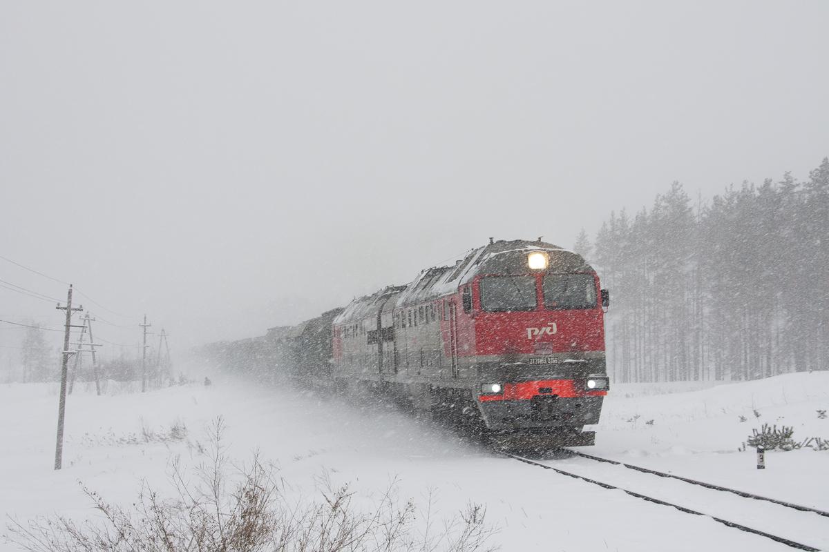 В Усть-Катаве поезд сбил местную жительницу