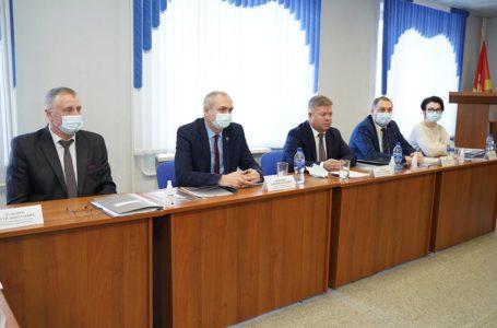 В Усть-Катаве состоялся конкурс по отбору кандидатур на пост главы округа