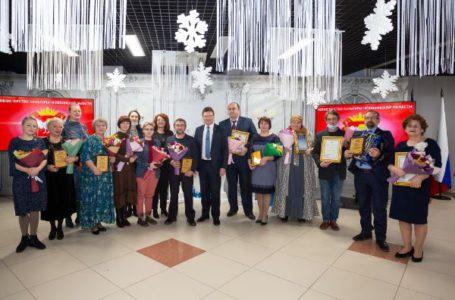 Режиссёр Усть-Катавского народного театра признана одним из лучших деятелей культуры области