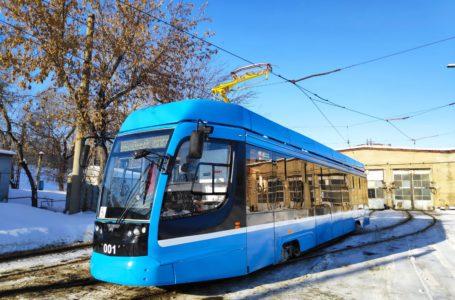 Транспортный парк Челябинска в этом году пополнится новыми усть-катавскими трамваями