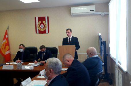 Экс-глава Трёхгорного Николай Шиманович избран на пост руководителя Катав-Ивановского района
