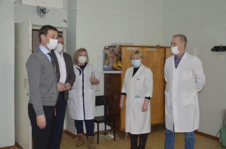 Больницу  Катав-Ивановска в этом году ждёт капитальный ремонт