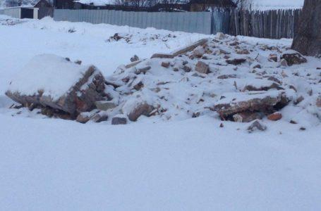 Прокуратура Катав-Ивановска отреагировала на публикации СМИ о свалке строительного мусора в черте города