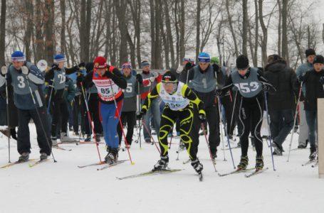 В Трёхгорном лыжные гонки перенесли