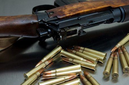 Сотрудники полиции Усть-Катава изъяли оружие, патроны и порох