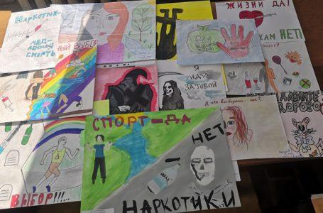 Усть-катавских школьников сотрудники полиции приглашают принять участие в конкурсе рисунков