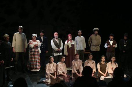 Усть-Катавский театр стал обладателем гран-при Всероссийского фестиваля «Две маски»
