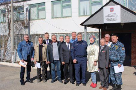 В Усть-Катаве наградили ветеранов ОВД и ВВ России