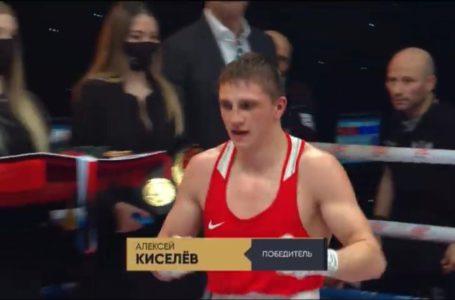 Воспитанник усть-катавской школы бокса — чемпион России среди юниоров!