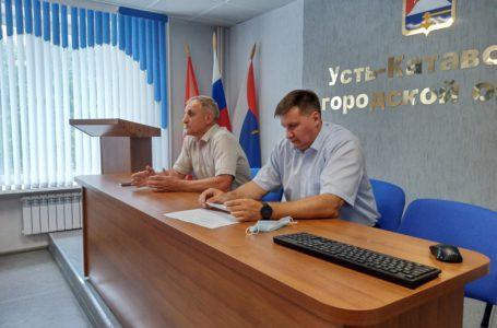В Усть-Катаве обсудили вопросы вакцинации против коронавирусной инфекции