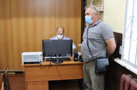 Председатель Усть-Катавского Общественного совета посетил подразделение РЭО ГИБДД