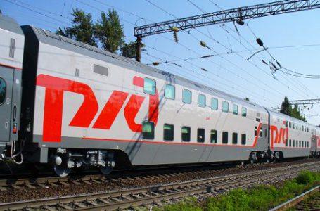 На российских железных дорогах в поездах появятся новые двухэтажные вагоны