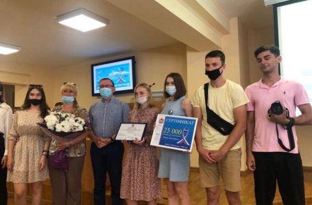 Команда школы 106 из   Трёхгорного выиграла кубок Губернатора Челябинской области