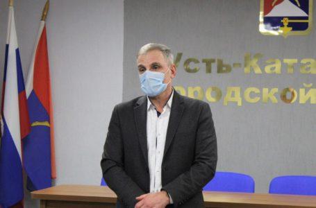 Глава Усть-Катава поручил проводить рейды по соблюдению масочного режима