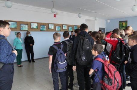 Старший инспектор ПДН Усть-Катава посетила местную школу с профилактическими беседами