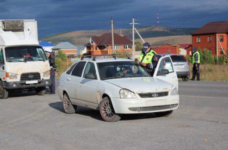 В ГИБДД Усть-Катава сообщили статистику аварийности за 8 месяцев 2021 года