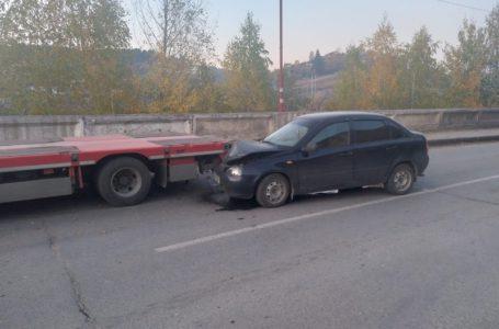 В ДТП пострадал несовершеннолетний житель Усть-Катава