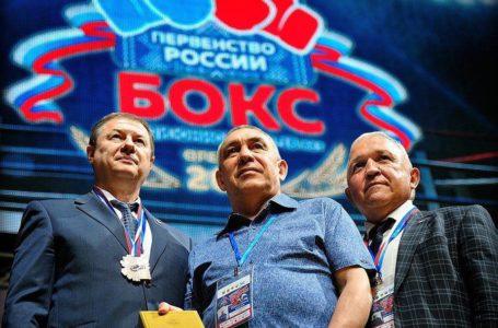 Директор школы бокса Трёхгорного стал главным судьёй на Чемпионате мира