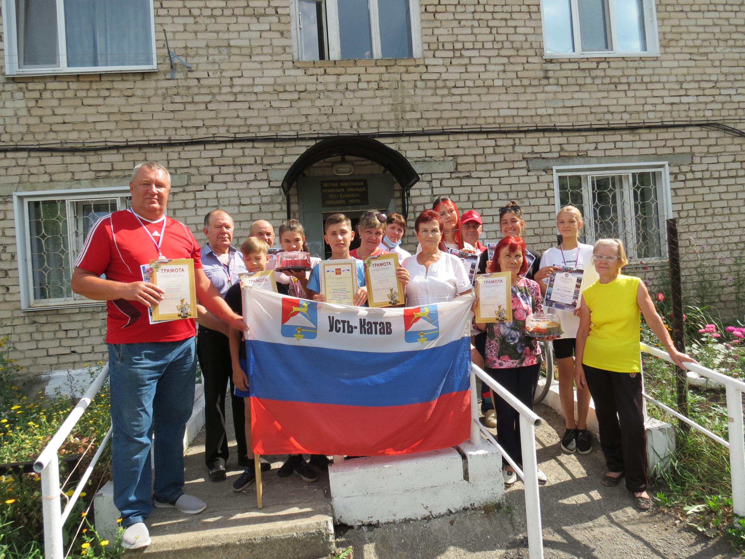 В Усть-Катаве состоялся турнир по настольным спортивным играм джакколо и шаффлборд